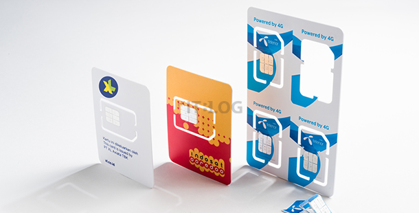 全新 SIM 卡玩法!無須模塊封裝和模塊嵌入、製作過程更便宜