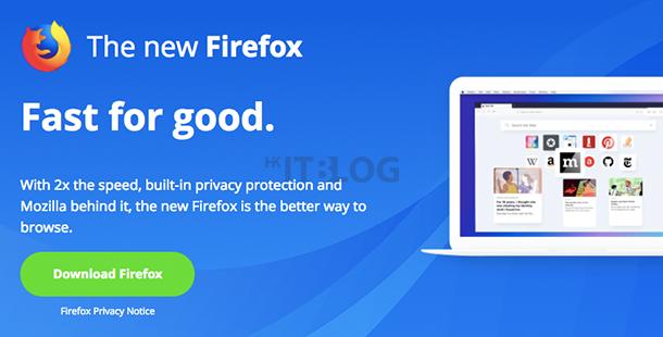 新版 Firefox 58 改變處理 JavaScript 方法以提高整體速度!