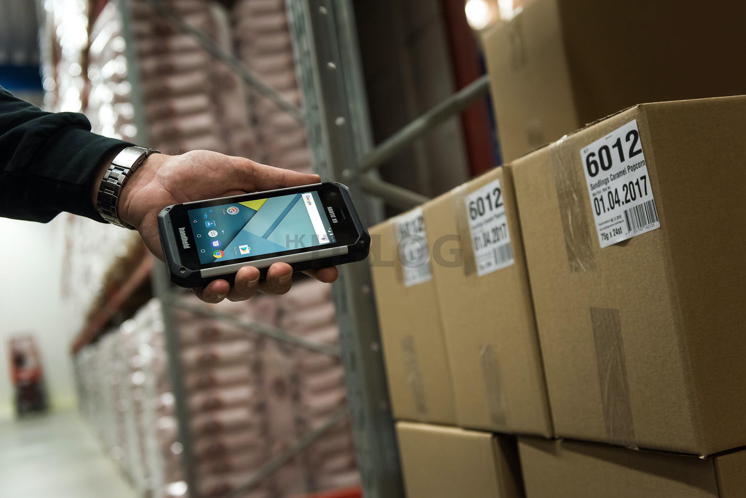 罕有通過 MIL-STD 810G 測試!全新工業用手機 NAUTIZ X9 正式推出