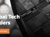 全球科技公司前 100 強名單:微軟、Intel、Cisco 齊齊上榜!