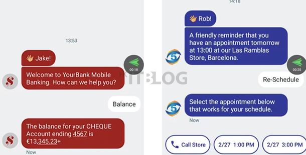 打造更貼心體驗:首款備有 SMS 短訊備份發送功能的 RCS 訊息 API