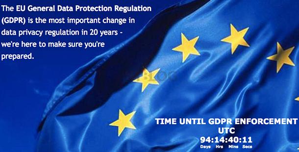 歐盟通用資料保護法案 5 月上路!廠商應如何避免觸犯法規?