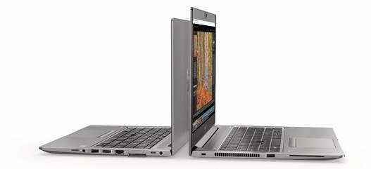 為專業人士而設:HP 推 EliteBook 800 G5、ZBook 14u/15u 流動工作站